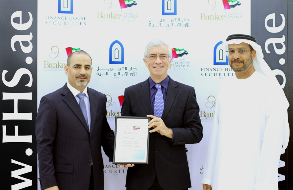 Finance House Securities Wins Best Domestic Equities Trading Service Award for the Second Consecutive Year