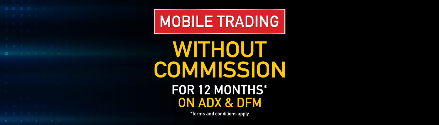 Mobile Trading Without Commission