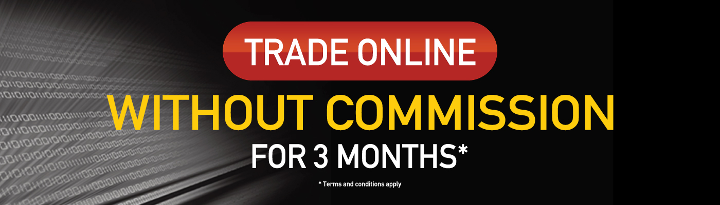 Trade Online Without Commission